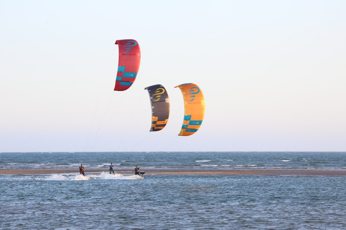 eleveight kiteboarding with kitepassion Tarifa Kiteschool