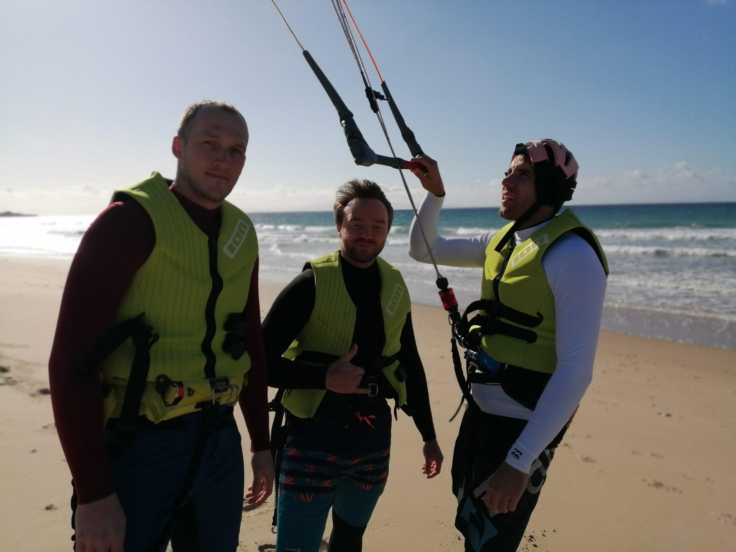 kitesurf lessons tarifa