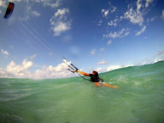 body drag kitesurf tarifa