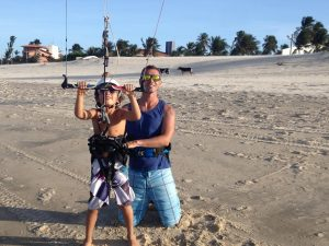 kite lessons safety with kids