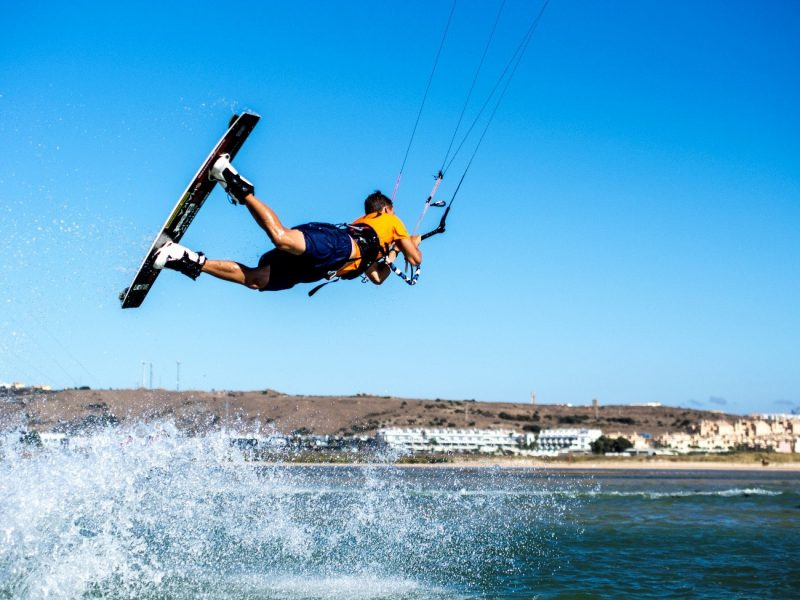 Kitesurf Lessons in Tarifa