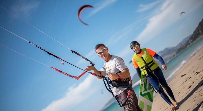 water start kitesurf tarifa