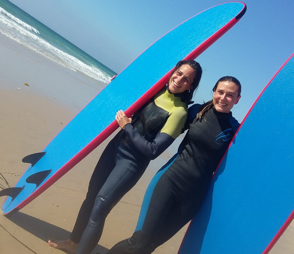 Surf Lessons in Tarifa