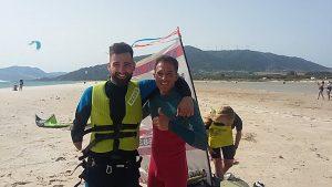 seguridad en kitesurf