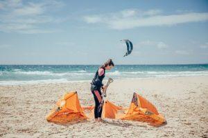 kitesurf valdevaqueros principiantes