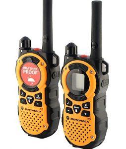 sistemas de radio para kitesurf
