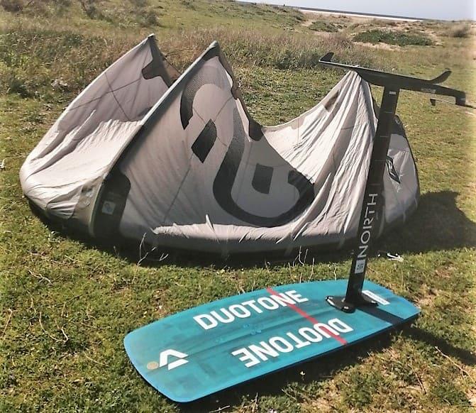 hydrofoil kitesurf tarifa