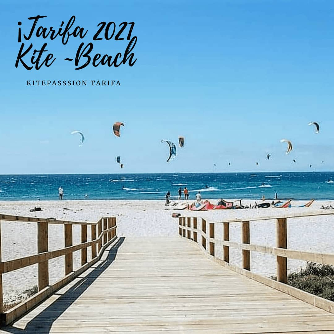 kite beach tarifa 2021